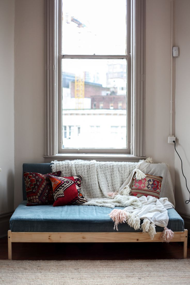 DIY IKEA COUCH HACK — Treasures & Travels