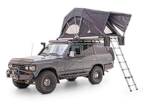 Roof Top Tent On Arb Canopy