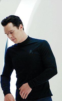 <3 #BenedictCumberbatch #Khan #StarTrekIntoDarkness