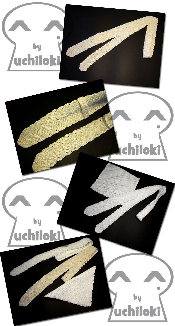 By Uchiloki: Crochet Tie