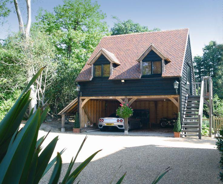 157 best Oak Framed Buildings images on Pinterest