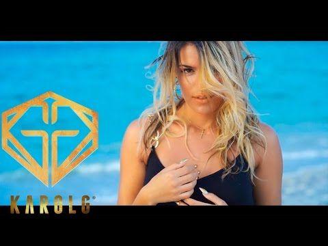 Karol G - Ricos Besos (Video Oficial) - YouTube