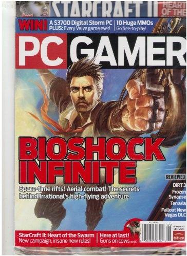 PC Gamer Magazine (Bioshock Infinite, September « Library User Group