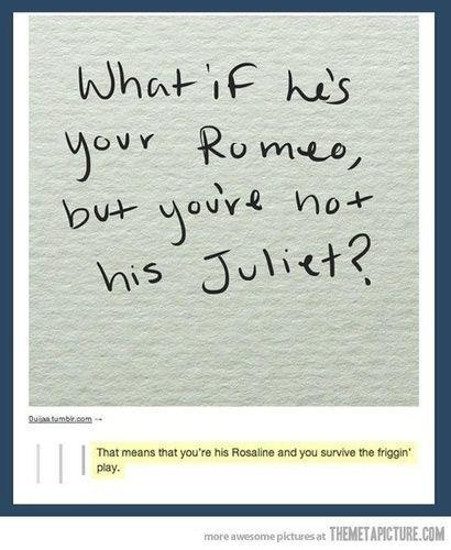 essay for romeo and juliet