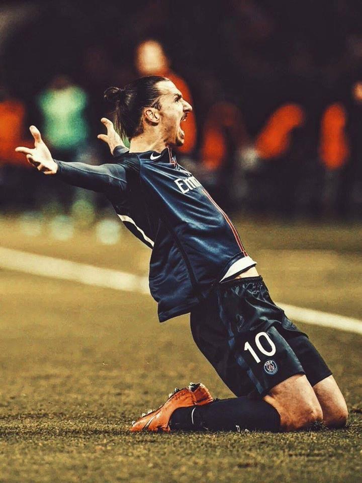 "Zlatan ""Legend"" Ibrahimovic - PSG"