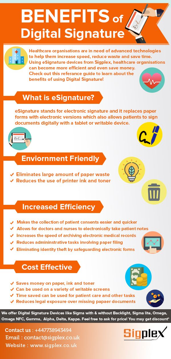 Digital Signature Devices Makes It Easy To Track Your Documents In