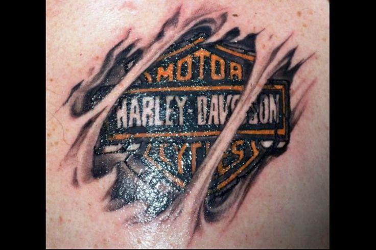 Harley davidson tattoos pin harley davidson vrsc v rod for Free harley davidson tattoo designs