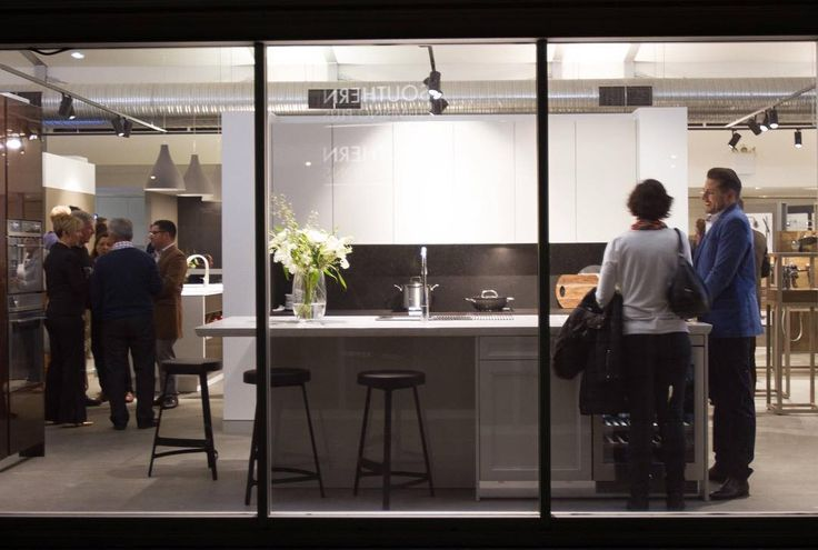 Our showroom shines at night!  #official #launch #siematiccanberra #classic #kitcheninspo #kitchen #canberra #wine #celebration