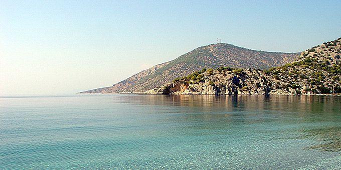 Weekends | 10 μυστικά για τις παραλίες της Αττικής