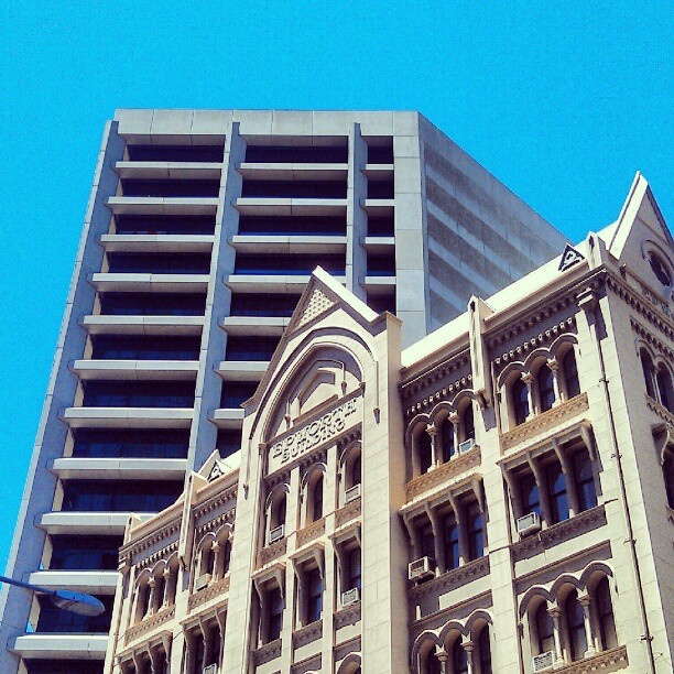 more of adelaide's old vs new architecture