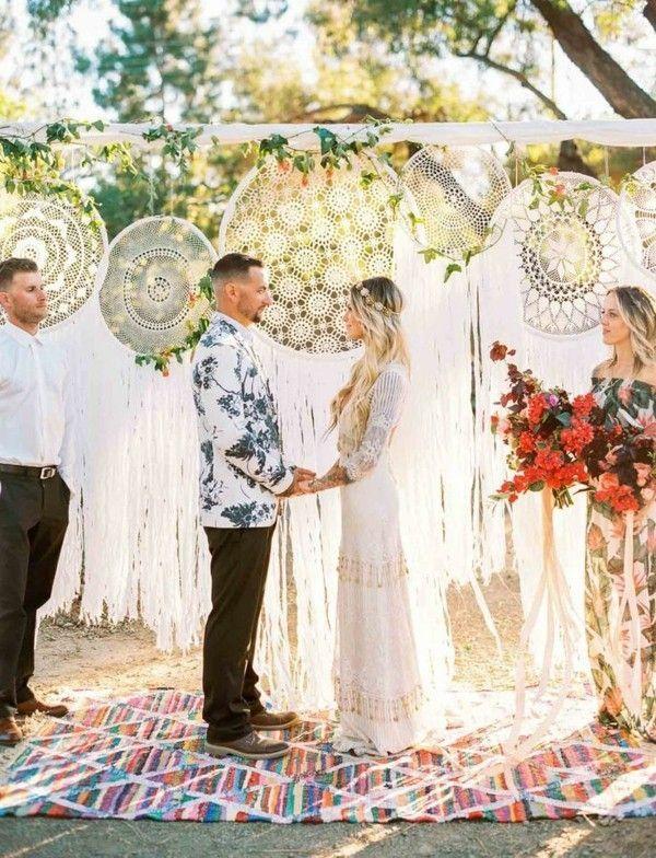 Boho Hochzeit 101 Inspirationsideen Fur Den Schonsten Tag Ihres Lebens Boho Hochzeit Hochzeitskulisse Hochzeit