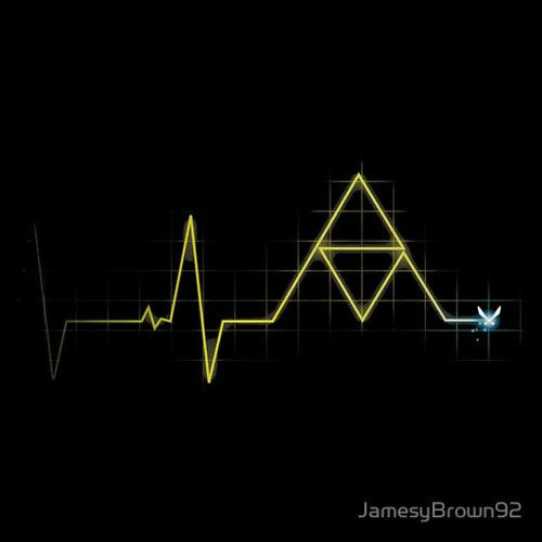 Zelda lifeline. If I ever went to the hospital, I'm pretty sure this is what they would see :D