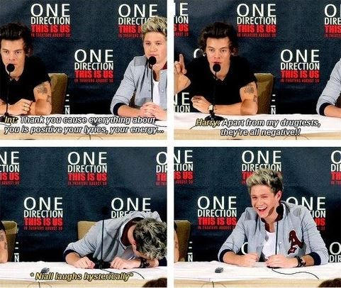 Harry Styles and Niall Horan this interview was soooooo funny!!