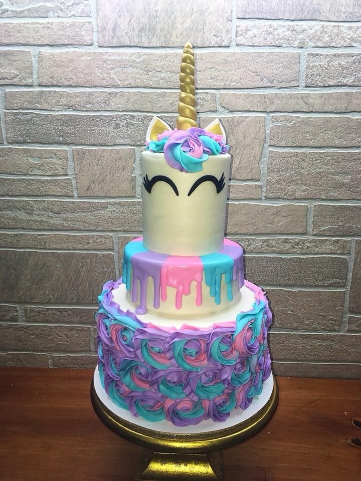 Made by brandys cakes in weatherford tx unicorn