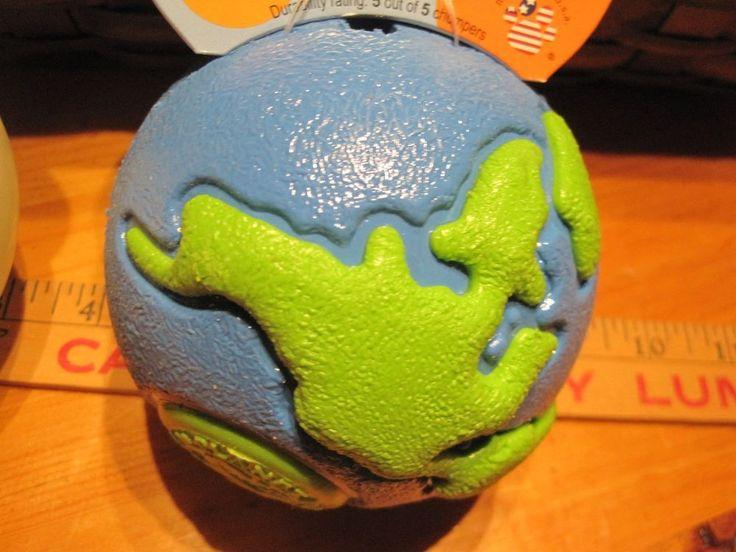 "Planet Dog 4"" Orbee Ball to benefit Dobermans of Doberman Rescue Minnesota #PlanetDog"