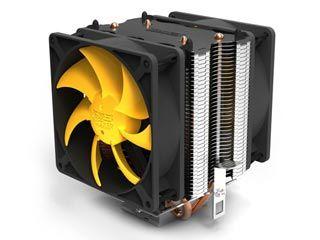 JUAL PCCooler S90D Dual Fan CPU Cooler (Intel/AMD) - BerlianCom Toko Komputer Online Surabaya