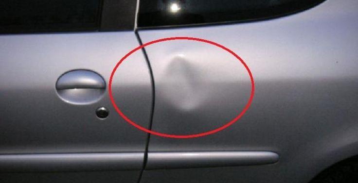 Ben voyons donc! HAHAHA! Je ne savais pas ça! Et vous? Dans cette vidéo, un homme va vous montrer comment il enlève une bosse sur sa voiture avec simplement un séchoircheveux et une bombe à air. ET ÇA MARCHE! Vous allez même entendre le 'POC' quand