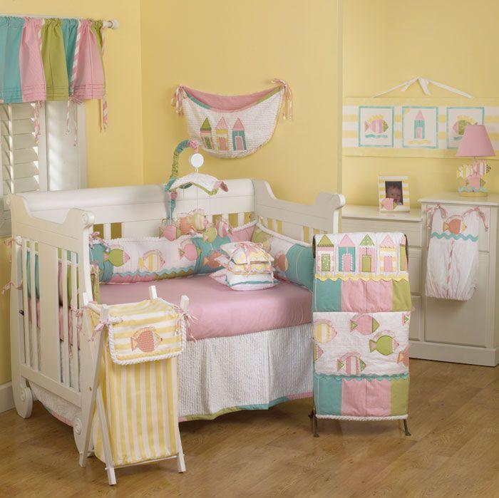 babies room sea shore Cotton Tale