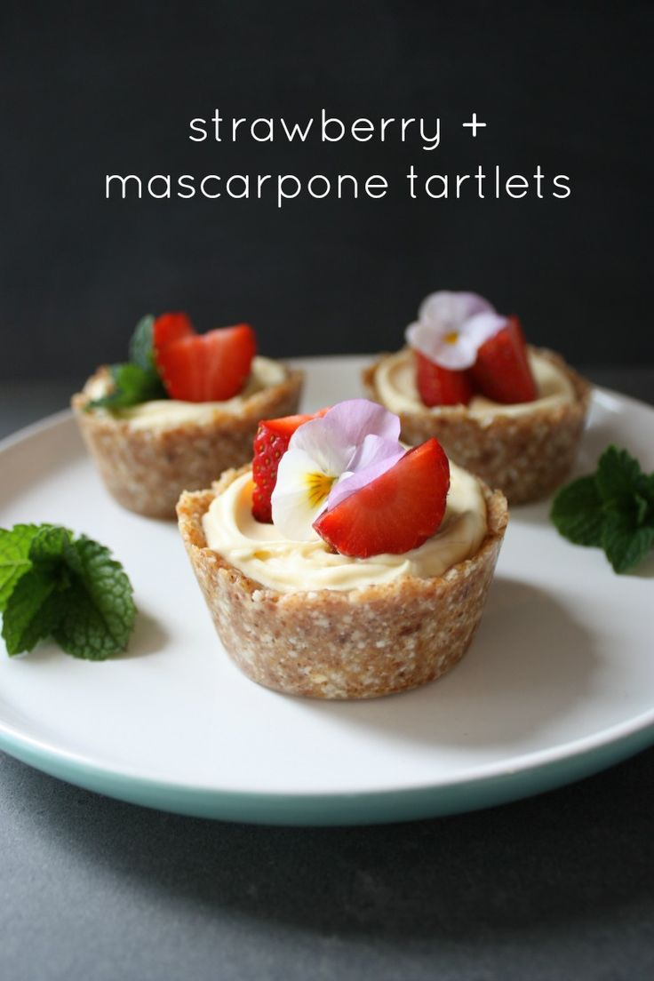 These strawberry + mascarpone tartlets look so beautiful, taste amazing and are very simple to make. They are a wonderful little dessert when you don't have a lot of time but still want to create something that will impress. I do a lot of baking. Whole food baking and treat-making is my job but it …