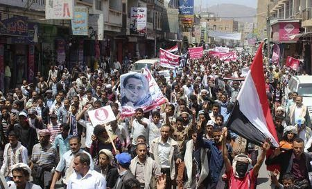"""Opponents of Yemen's Houthi militia announced the formation of a national alliance on Saturday to restore the authority of the state, in a major shakeup of Yemen's political landscape. The coalition, called the National Salvation Alliance, formally unites players from across Yemen's regional and ideological divides. """"Its goal is to protect the state from collapse and disintegration while seeking to build a federal, democratic Yemen which rejects militias no matter whose side they may be on,""""…"""