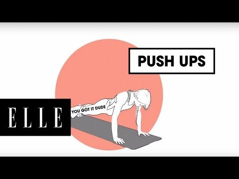 Candace Cameron-Bure's Full House Work Out | ELLE - YouTube