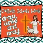 Looking for a resource to supplement your instruction during Catholic Schools Week? This product contains 7 sheets with topics suitable for Catholi...