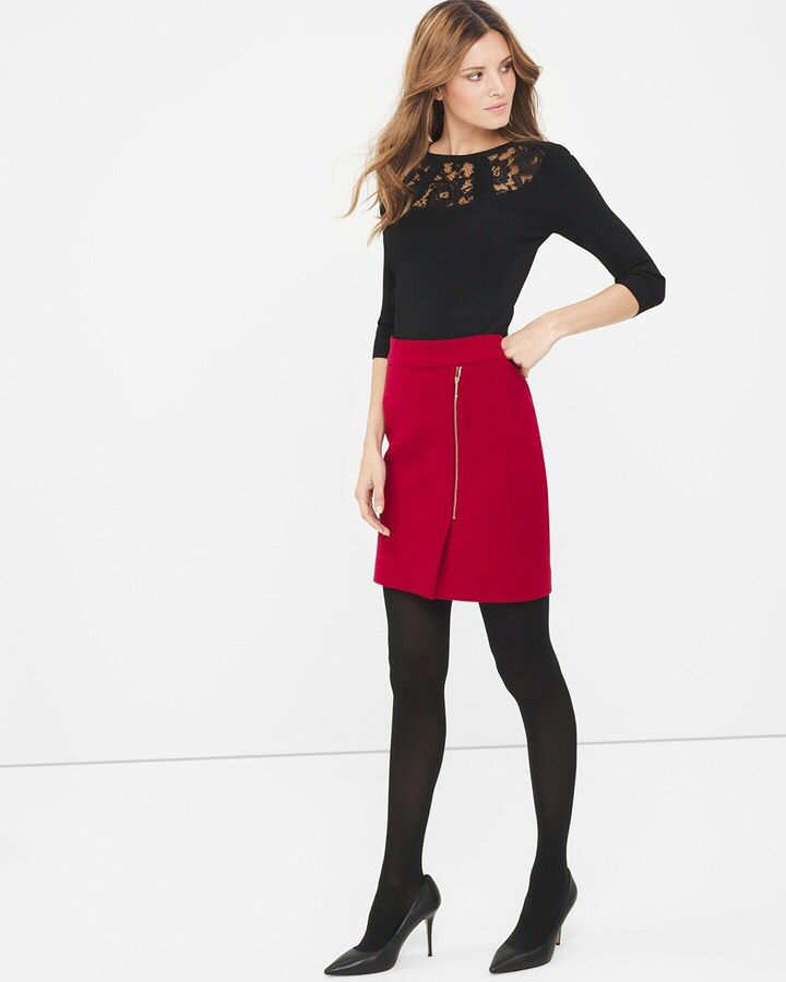 SOLE SOCIETY BASIC OPAQUE TIGHTS -  SOLE SOCIETY BASIC OPAQUE TIGHTS These black opaque tights are a cold weather essential. Created in a spandex blend.  #tights #pantyhose #hosiery #nylons #tightslover #pantyhoselover #nylonlover #legs