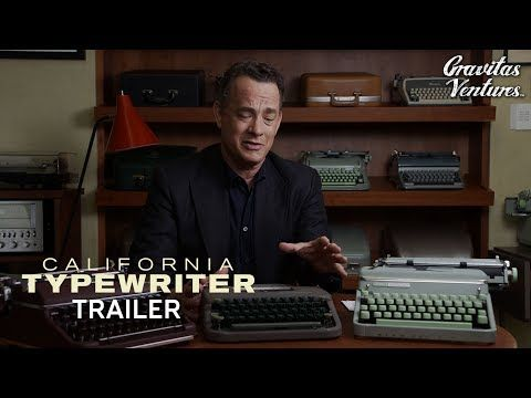 California Typewriter (2017) Theatrical Trailer - Watch it now!