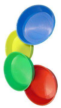 Finger Paint Dip Bowls: Amazon.co.uk: Toys & Games