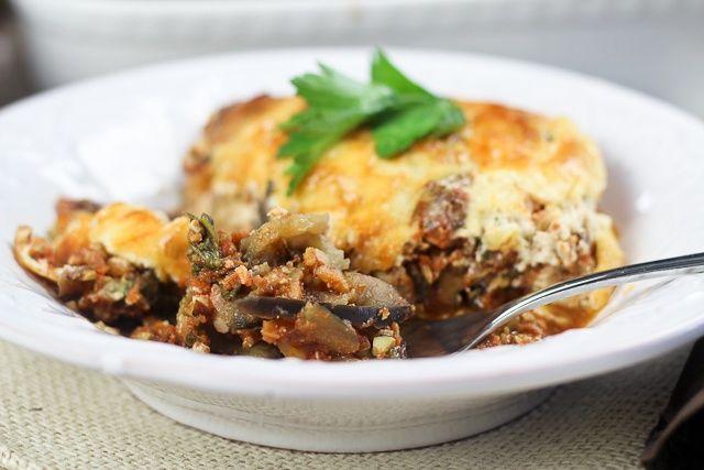 vegetarian moussaka | Favorite Recipes | Pinterest