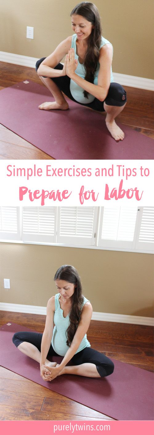 Did you know that you can do prenatal exercises to help your body and baby be in…