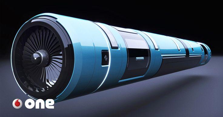 Un grupo de jóvenes de la Universidad Politécnica de Valencia compite con otros alumnos por ganar el concurso de Elon Musk para construir su transporte supersónico.