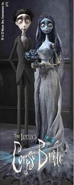 "Emily and Victor Corpse Bride | Corpse Bride VictorxEmily ""full veiw"" by iheartcorpsebride249"
