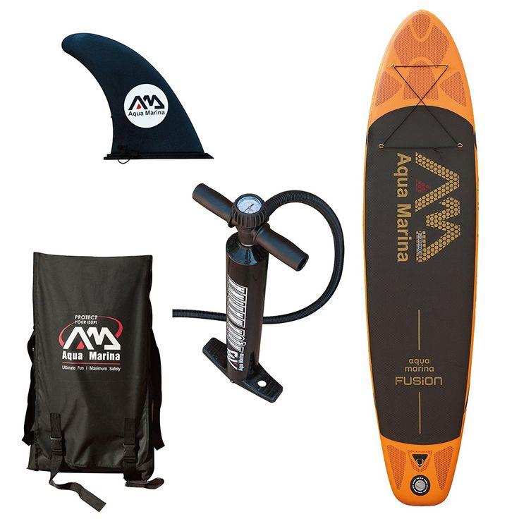 Inflatable Stand Up Paddle Board Canada Aqua Marina