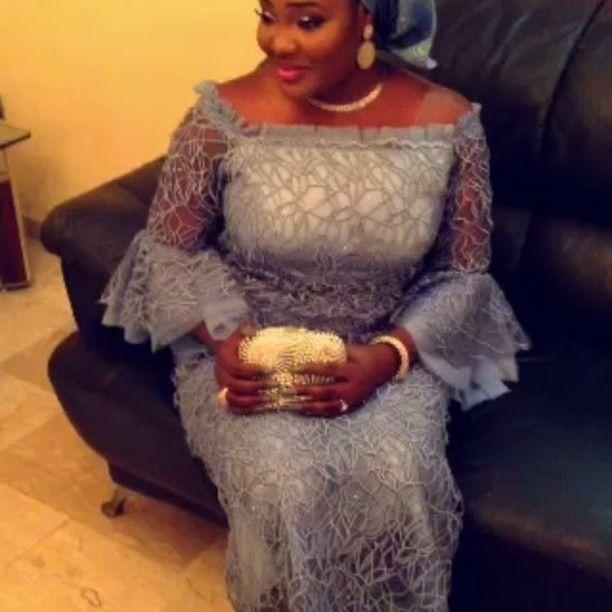 @bunniebees_fabrics #ashabi #bellanaijaweddings