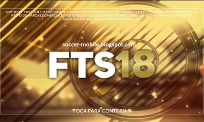 Download FTS 18 Update Season 2018