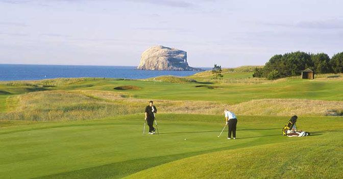 Golf East Lothian. East Lothian is one of the best regions for golf. There are 19 courses catering for golfers of all standards and tastes. Some courses you will recognise: Dunbar, North Berwick, Musselburgh, Gullane and the Open Championship course at Muirfield. Check out their East Lothian Passport which offers unmissable discounts to some of the best golf courses including Gullane No. 2 & No. 3.