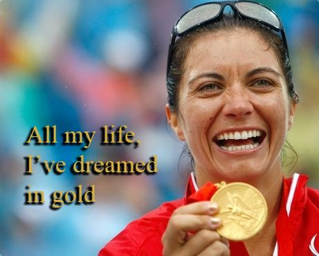 misty may gold medal 13 Volleyball Quotes for 2013 volleyball-- love her!