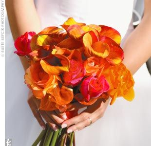 This is what I have in mind for my bouquet.