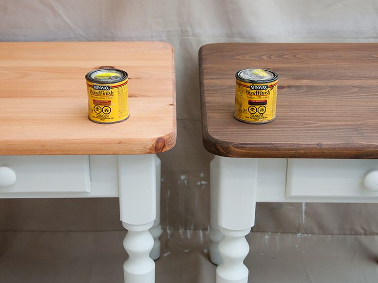 Best 25 Staining Furniture Darker Ideas On Pinterest