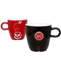 Douwe Egberts Café mokken, ook verkrijgbaar in de webshop