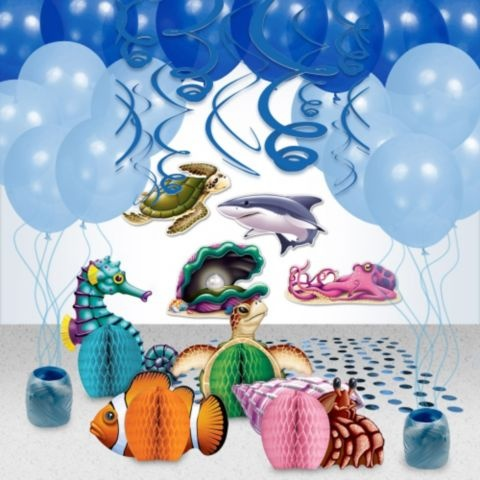 Ocean Party Decoration Kit -Decoration Kits Party Supplies