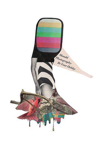 BY FELIPEGUGA: Illustrations Art, Brazilian Artists Felip, Collage Photomontage, Felip Fuga, Artists Felip Guga, Photography Art, Art Collage, Photo Art, Art Mus
