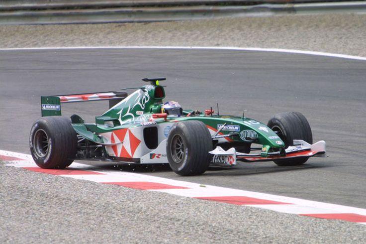 P16: Christian Klien (AUT) - Jaguar-Cosworth R5 - 3 Points #motorsport #racing #f1 #formel1 #formula1 #formulaone #motor #sport #passion