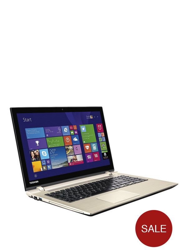 Toshiba P50-C Intel® Core™ i5 Processor, 8Gb RAM, 1Tb HDD Storage, 15.6 inch Laptop 2Gb Dedicated GFX with Optional Microsoft 365 Personal - Silver Metal | very.co.uk