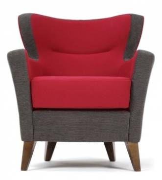Jenny Low Back Armchair from Knightsbridge Furniture
