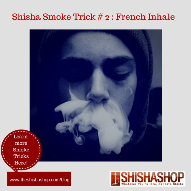 how to get thick smoke from hookah