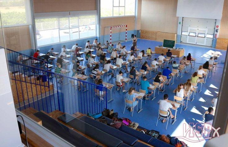 Pruebas Preliminary English Test (PET), nivel B1 (CEFR). #ColegiosISP #OpenSession #CambridgeESOL #exámenesPET (B1)