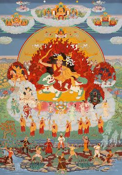 The Dharma Protector   The New Kadampa Tradition (NKT)