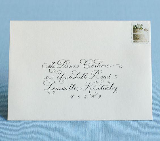 Proper Etiquette For Wedding Invitations: Best 25+ Addressing Wedding Invitations Ideas On Pinterest